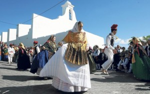 Baile tradicional Ibicenco