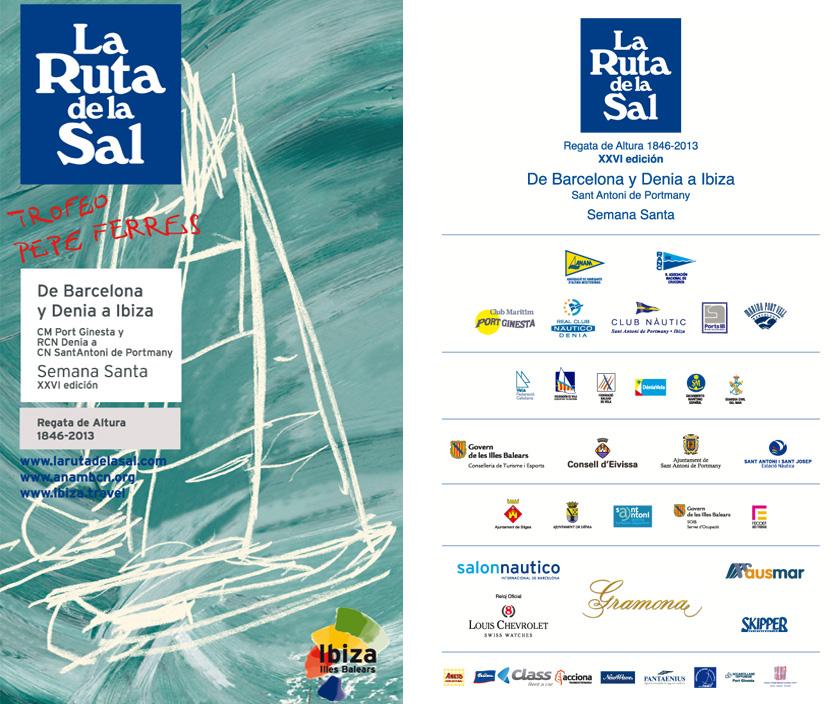 Cartel Ruta de la Sal 2013