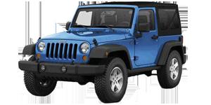 Jeep Wrangler 4 Pax